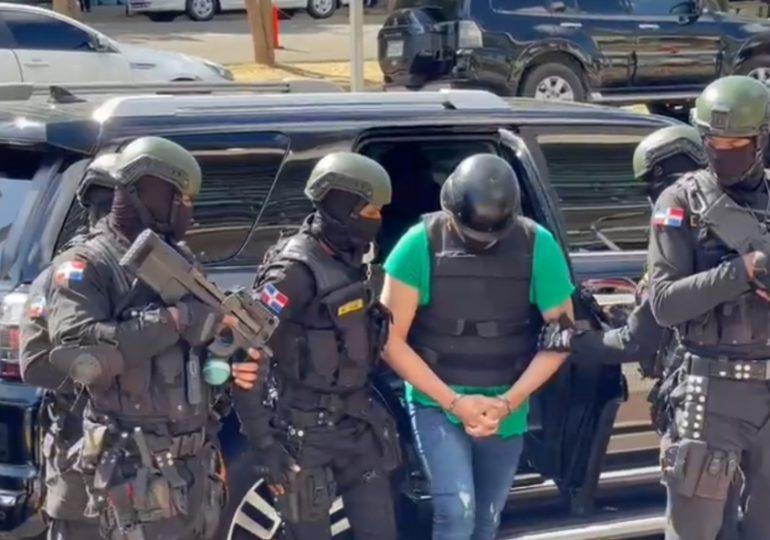 Argenis Contreras acude a la  Procuraduría para ser interrogado por tercer día consecutivo