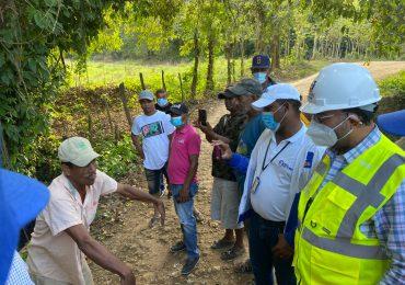 INDRHI invierte RD$50 millones en adecuación del sistema de riego en Bajo Yuna