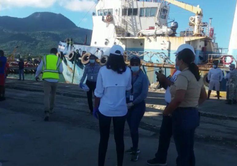 Pescadores dominicanos son liberados tras cumplir condena en Bahamas por pesca ilegal