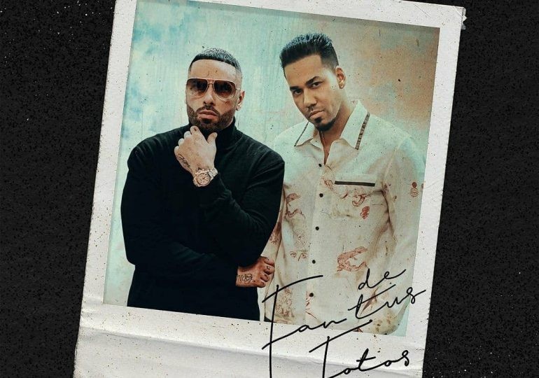 """Nicky Jam y Romeo anuncian el estreno de """"Fan de tus fotos"""""""