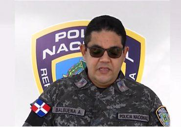 Video | Policía resulta herido durante incidente en Los Tres Brazos