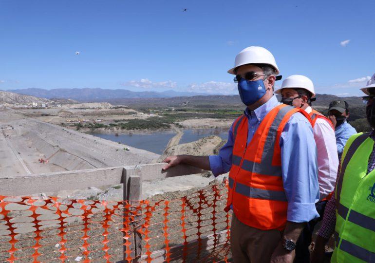 Presa Monte Grande estará lista en agosto del próximo año