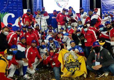 Águilas conquistan invicto Serie del Caribe al vencer a Puerto Rico 4-1