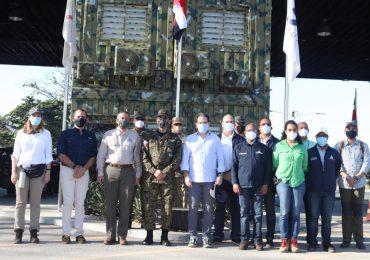 Ministros de Defensa y Medioambiente supervisan frontera y proyectos de conservación de ecosistemas