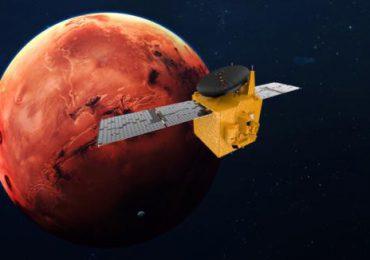 Emirates Mars Mission, la primera de las tres misiones en llegar a Marte