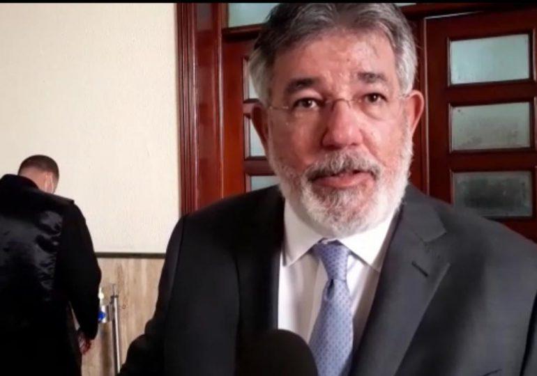 Díaz Rúa refuta pruebas presentadas por el MP a través de testigo