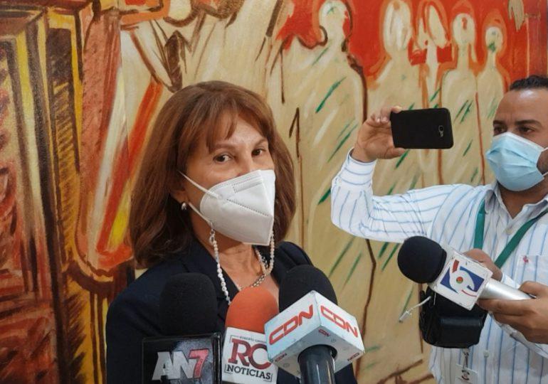 Video | Rosalía Sosa pondera investigaciones que hace la Procuraduría a exfuncionarios