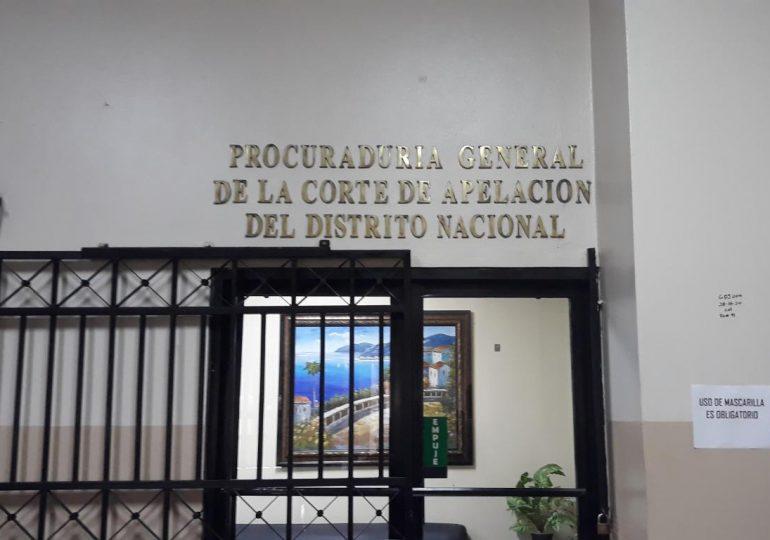 VIDEO | Leonardo Faña es interrogado por caso de agresión sexual ante Procuraduría de la Corte del DN
