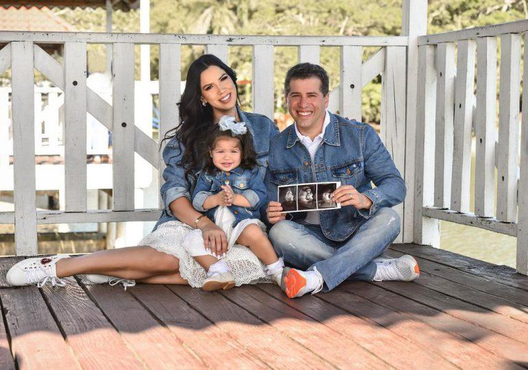 Yubelkis Peralta será madre por segunda ocasión