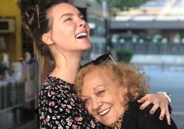 Belinda enfrenta la muerte de su abuela  tras perder la batalla contra el cáncer