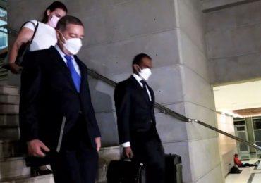 Donald Guerrero deberá volver el martes a la Procuraduría; dice aún no tiene nada que declarar