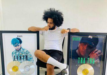 Nfasis gana disco de platino y su tercero de oro