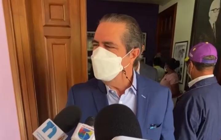 Francisco Javier cuestiona aumento de precios en los productos de primera necesidad