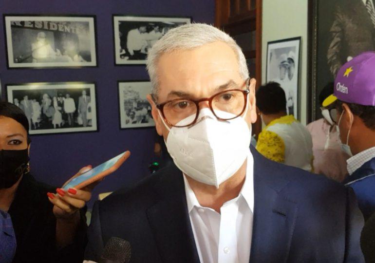 Video | Gonzalo Castillo afirma PLD saldrá fortalecido de las elecciones internas