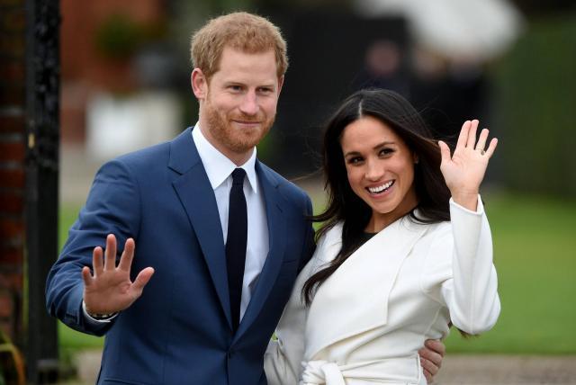 El príncipe Harry y su esposa Meghan Markle, esperan  su segundo hijo