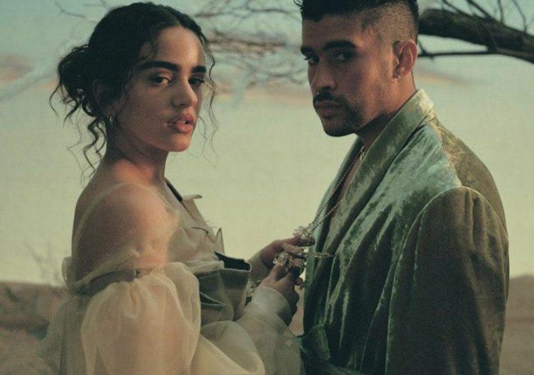 """Bad Bunny y Rosalía estrenan video oficial del sencillo """"La noche de anoche"""""""