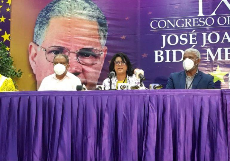 Cristina Lizardo afirma con elecciones internas quedó demostrado que hay PLD por mucho tiempo