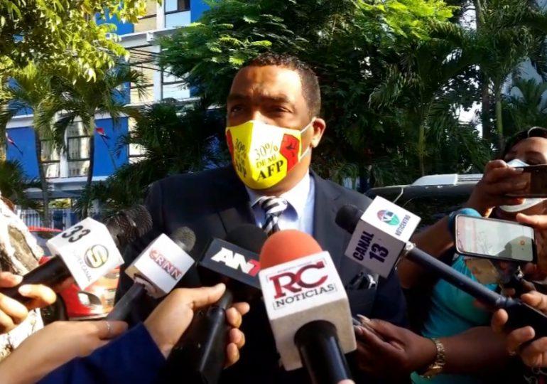 Manifestantes del 30% AFP estarán identificados para evitar se filtren mal intencionados
