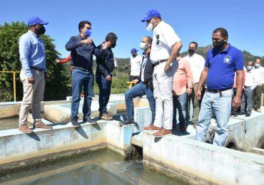VIDEO | El INAPA y CORAAVEGA restaurarán acueductos de la provincia La Vega