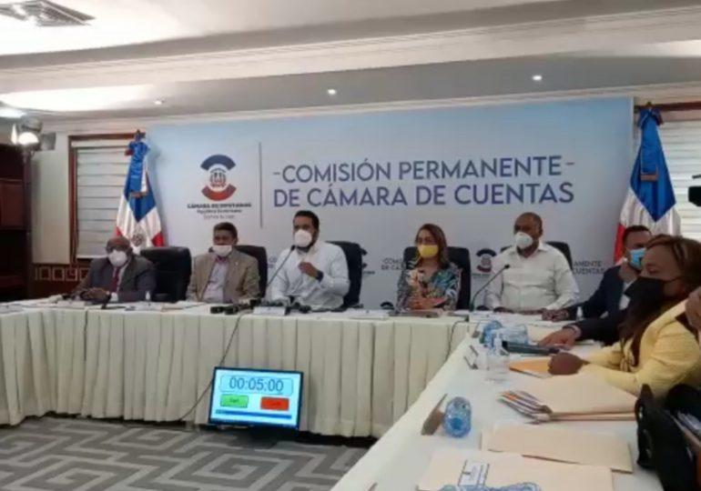 Diputados concluyen evaluaciones a los aspirantes a la Cámara de Cuentas