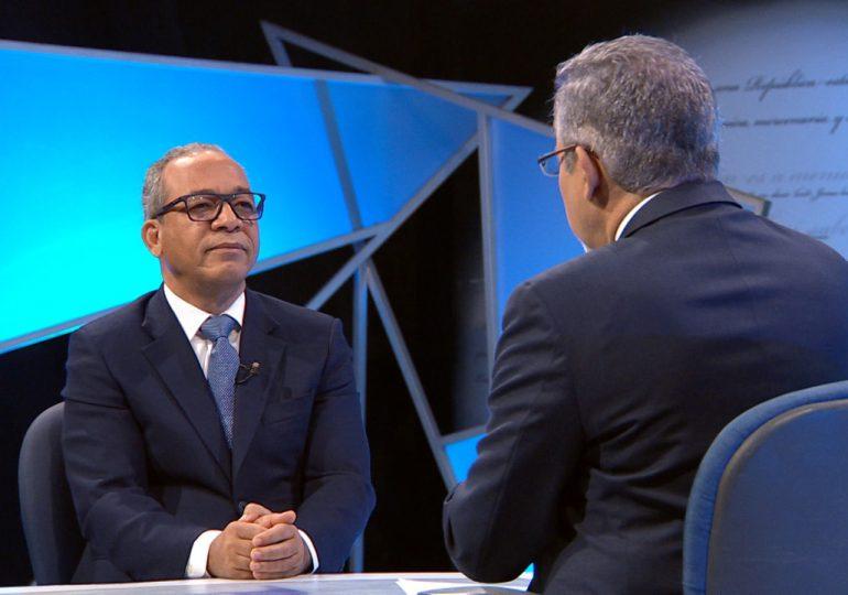 Rubén Bichara propone fomentar una estructura horizontal en el PLD