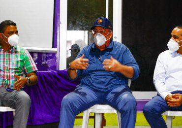 Dirigentes del PLD en La Altagracia dan respaldo a Charlie Mariotti