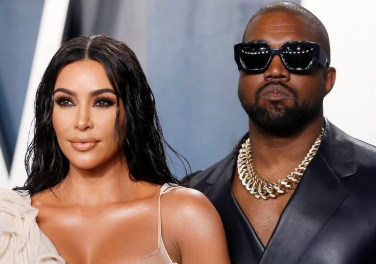 Kim kardashian le pide el divorcio a Kanye West, luego de seis años de matrimonio