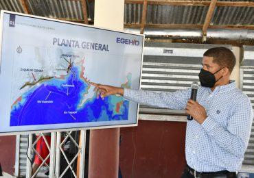 Hidroeléctrica Dominicana realiza vista pública sobre presa de Guayubín en Santiago Rodríguez