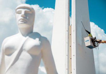 ADN inicia remozamiento del Centro de los Héroes