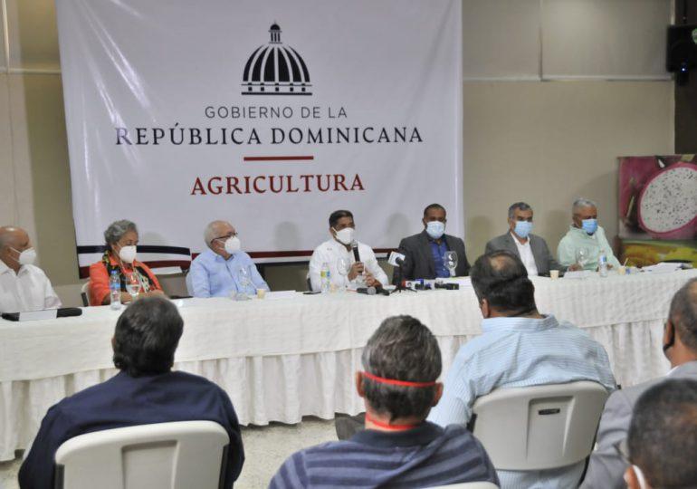 La Comisión Nacional Arrocera fija precios del arroz