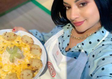 Espectadores consideran injusta la salida de La Shanty de MasterChef Celebrity