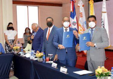 Obras Públicas y FEDOMU  acuerdan plan de trabajo en beneficio de los municipios del país