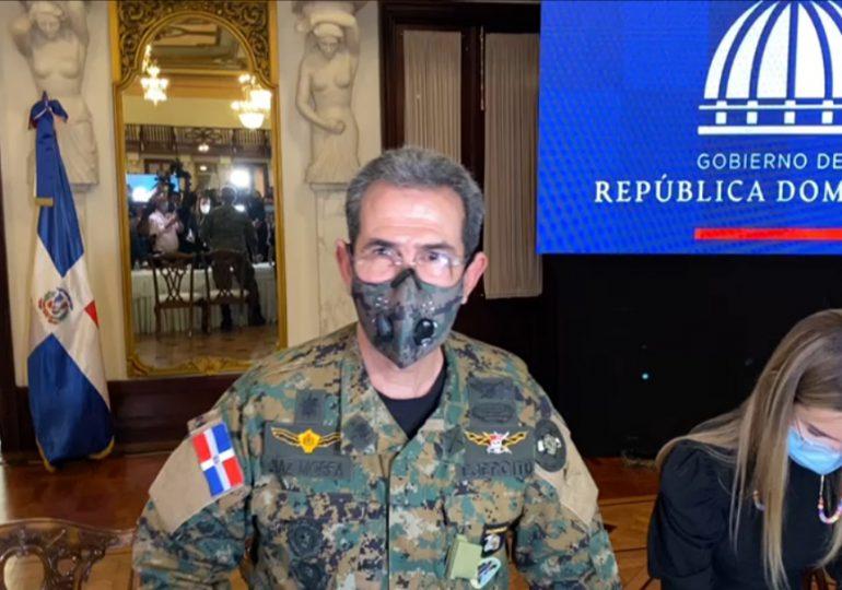 Video | Ministro de Defensa dice Unidad Contra  Terrorismo fue a reforzar la frontera