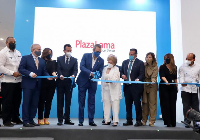 Inauguran supermercado en SDO con una inversión privada de US$15 millones
