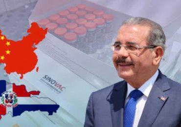China, Danilo y la vacuna