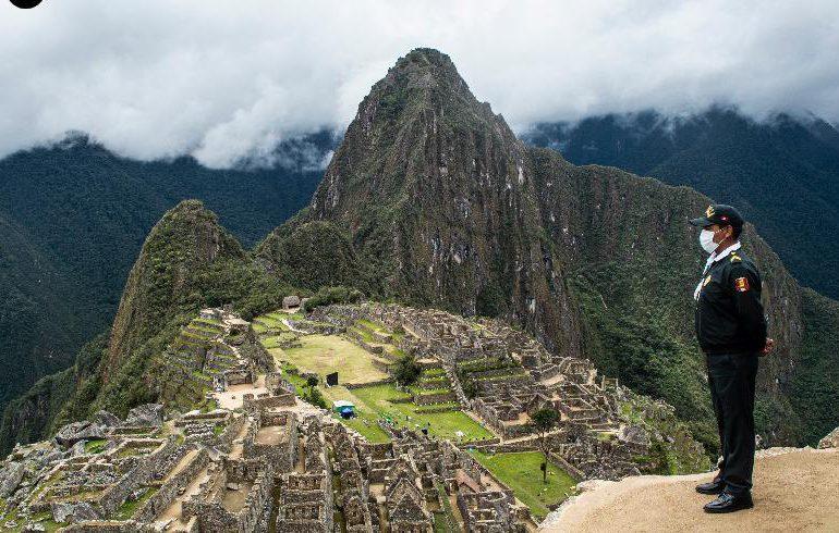 Machu Picchu reabrirá el lunes,con aforo de 40 por ciento