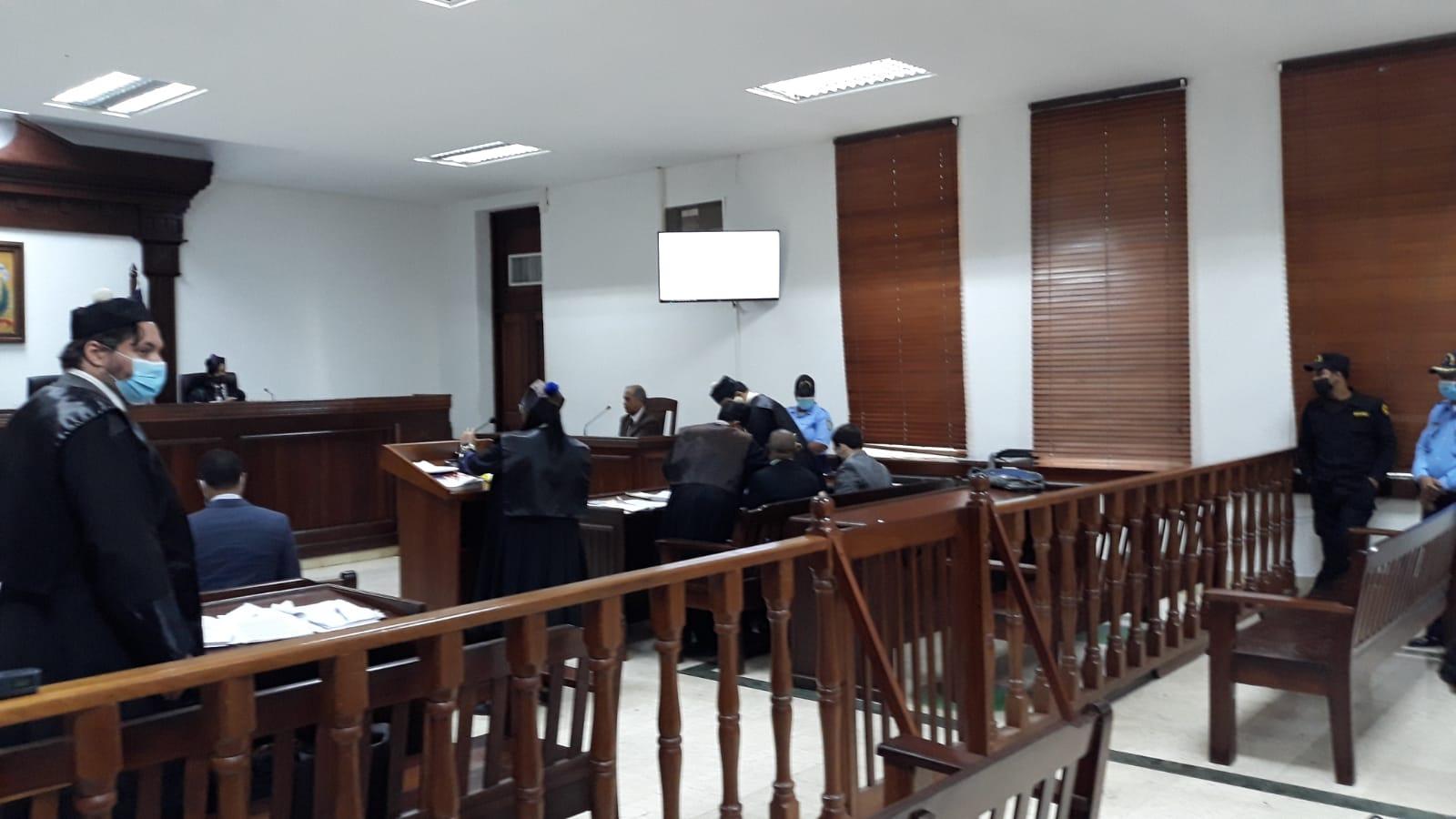 Testigo de acusado asegura Andrea Celea sufrió caída sin intervenir un tercero