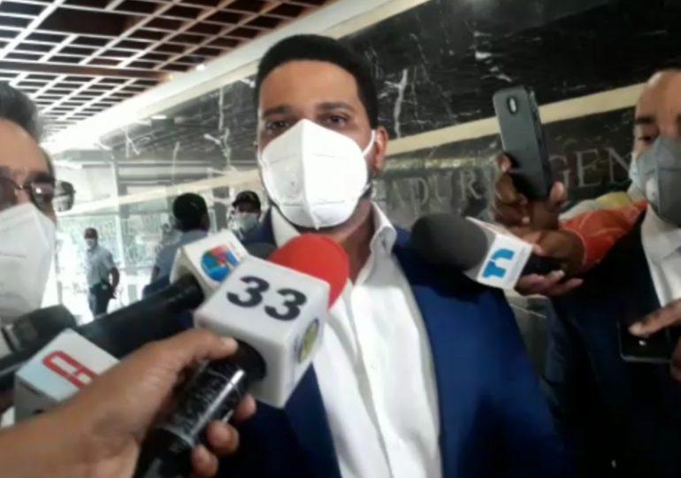 Video | Hijo de Josefa Castillo es interrogado por caso Kimberly Taveras