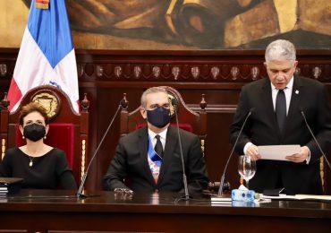 Presidente del Senado dice  Congreso Nacional respalda iniciativas del Ejecutivo en accionar frente al Covid-19