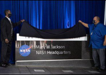 Bautizan sede de la NASA en honor a Mary W. Jackson, pionera matemática e ingeniera espacial