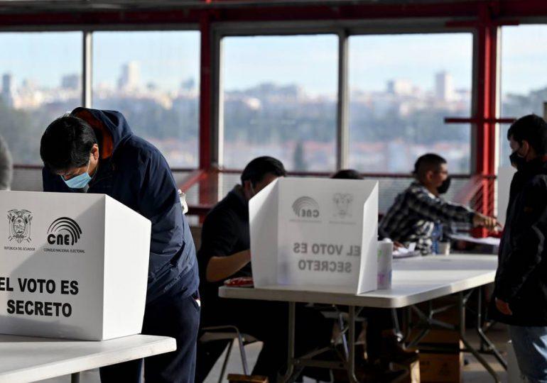 Ecuador celebra este domingo elecciones en medio crisis económica por pandemia