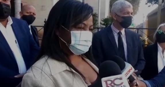 VIDEO | Frente de Abogados del PRM exige al tribunal conozca audiencia sobre nulidad de elecciones de Colegio de Abogados