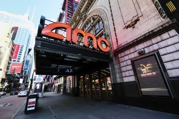 Cines de Nueva York reabrirán en marzo