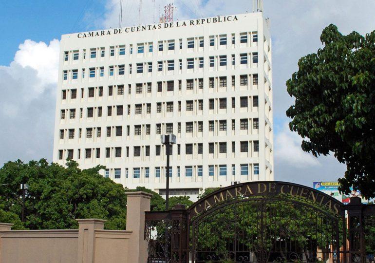 Allanan edificio de Cámara de Cuentas