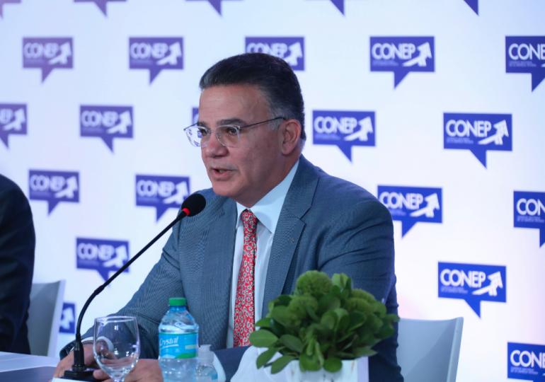 CONEP valora firma del pacto eléctrico; considera un paso esencial para responder demandas actuales