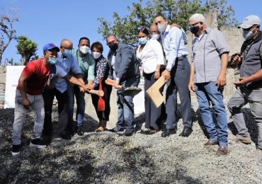 Alcalde Carlos Guzmán dice que transformará los barrios de Santo Domingo Norte