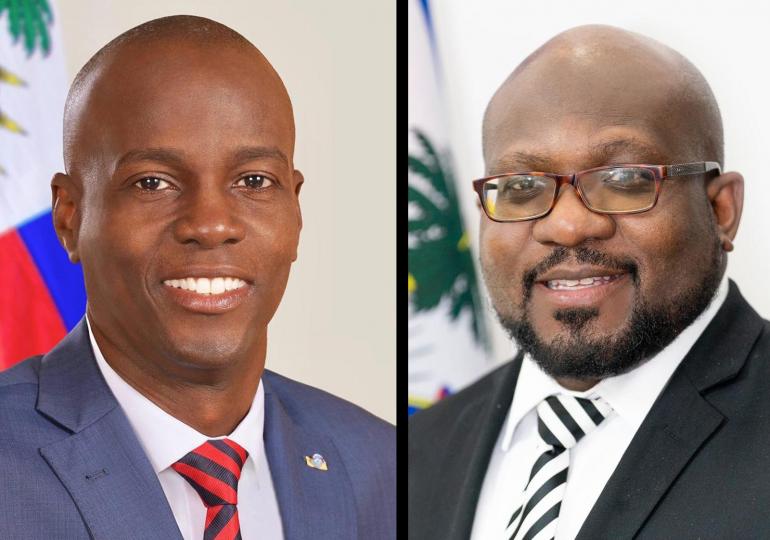 Mandato de Jovenel Moïse finaliza en 2022, afirma el Embajador de Haití en RD, Smith Augustín