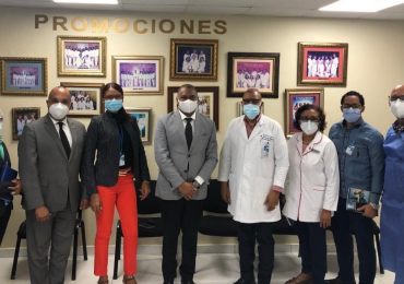 Dirección de Prisiones y el Moscoso Puello coordinan mejorar asistencia médica a presos que lo requieran