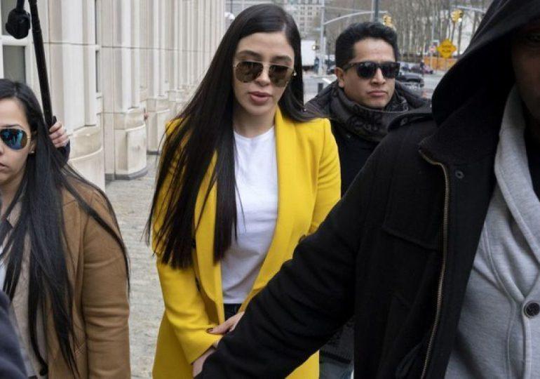 """Esposa de """"El Chapo"""" es arrestada en EEUU por narcotráfico"""