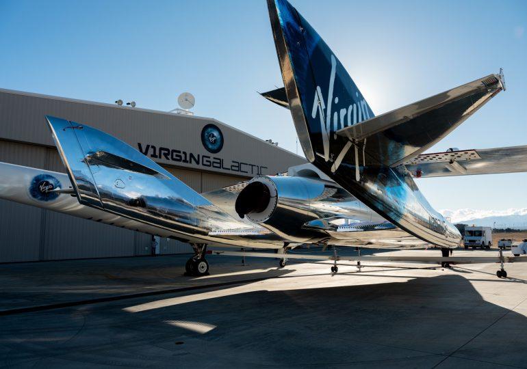 Virgin Galactic programa nuevo vuelo espacial de prueba para febrero